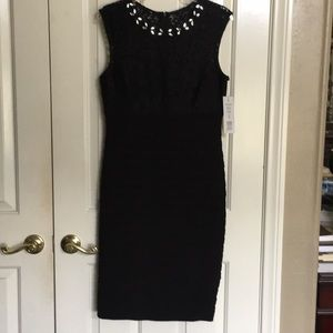 NEW SCARLET Black Special occasion dress
